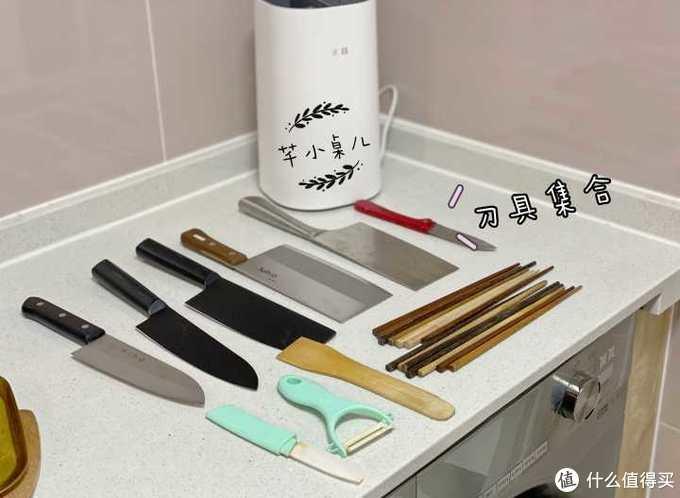 以前觉得切菜技术与工具无关,换刀后发现是我单纯了~