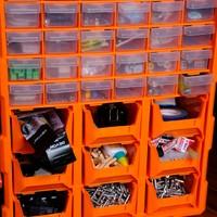 我爱捡垃圾 篇二:垃圾佬杂物收纳方案摸索