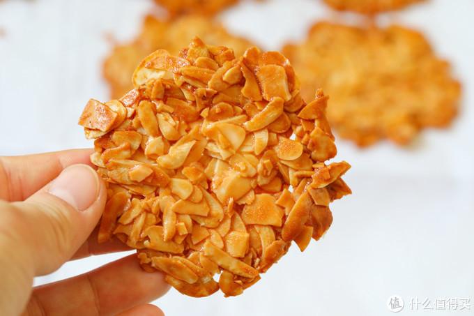 无需打发黄油,简单至极的小甜品,嘎嘣脆越吃越香,根本停不下来