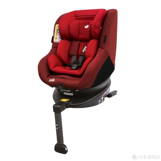 反向乘坐的安全座椅推荐——巧儿宜(JOIE)安全守护神fxC1602