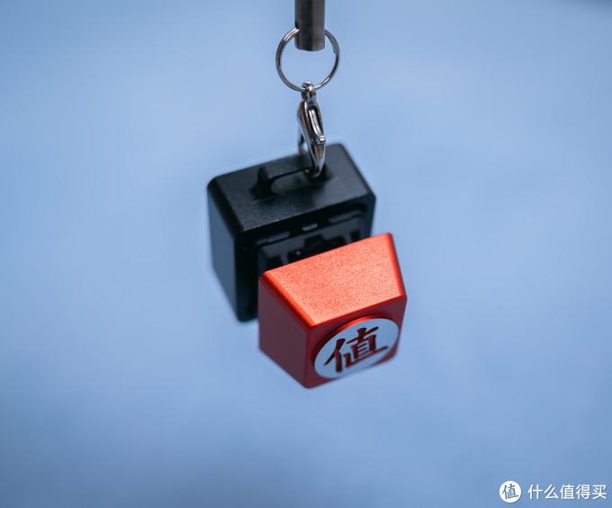 解压神器 「值」的键帽