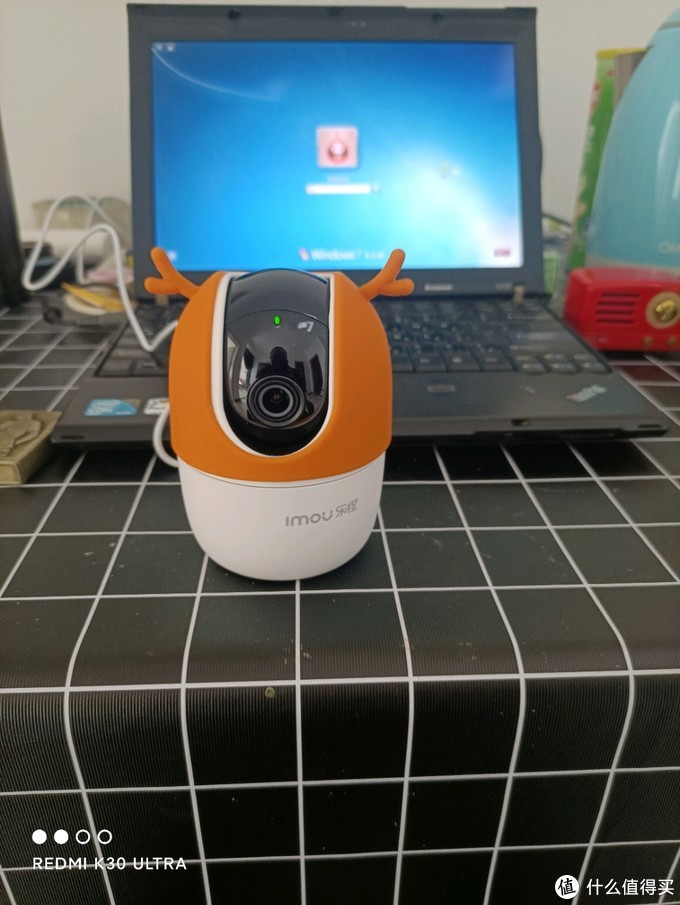 可以接入米家的大华乐橙智能摄像机
