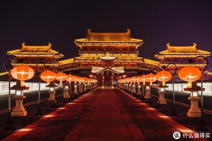万宫之宫—隋唐洛阳宫,又称紫微城