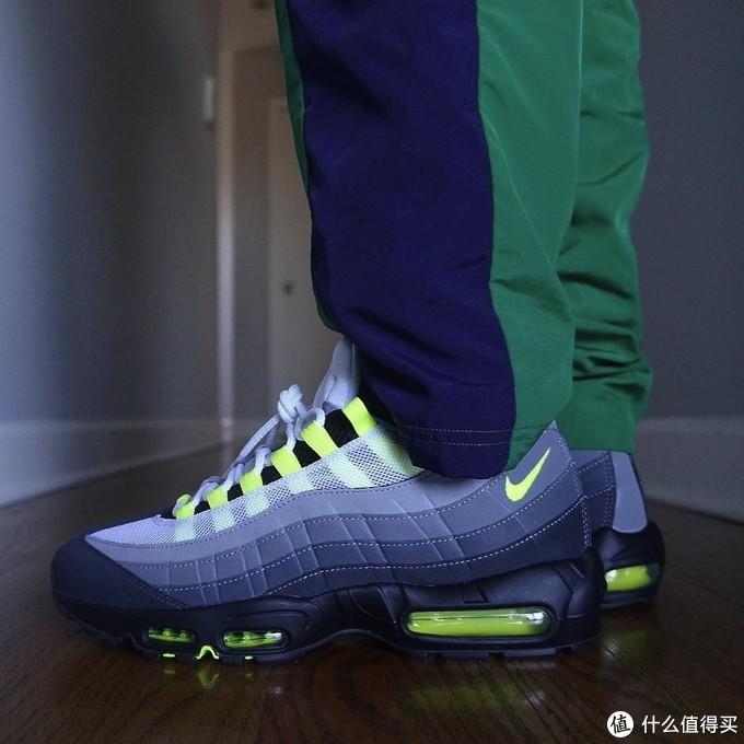 OG回归,Nike Air Max 95 元祖配色「Neon」发售日期正式公开