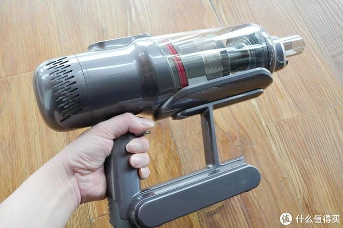 能吸又能拖,清洁多面手小狗吸尘器T12 Pro初体验