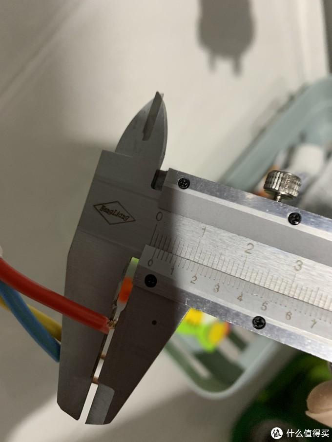 线芯的粗度,2.5平方的