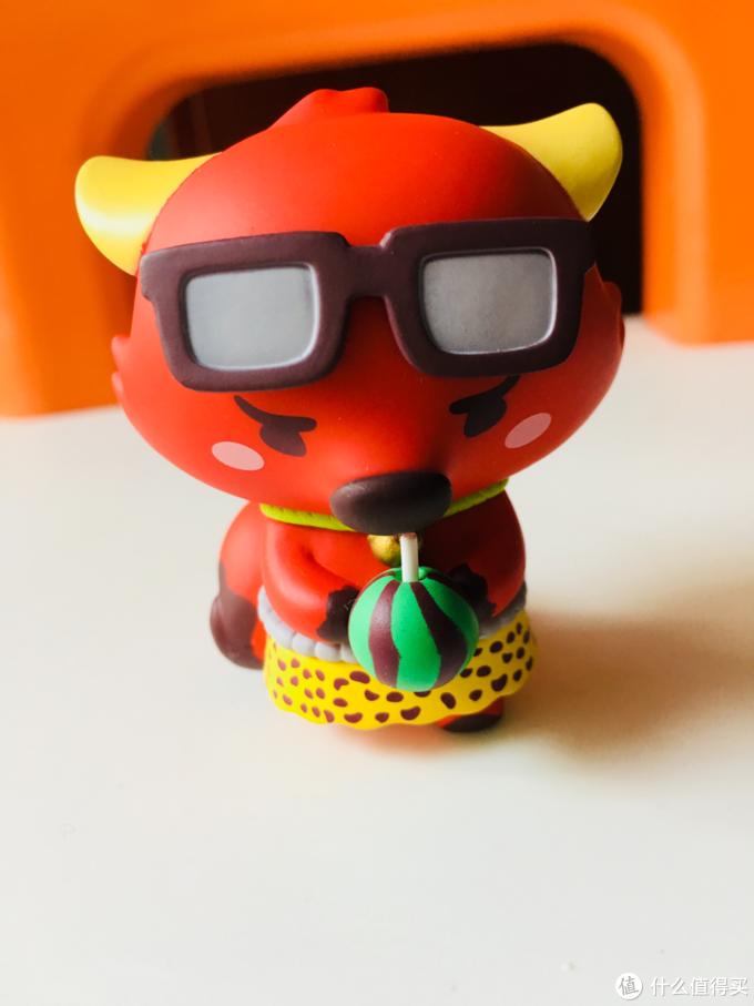 盲盒初体验 泡泡玛特小狐狸暑假系列盲盒