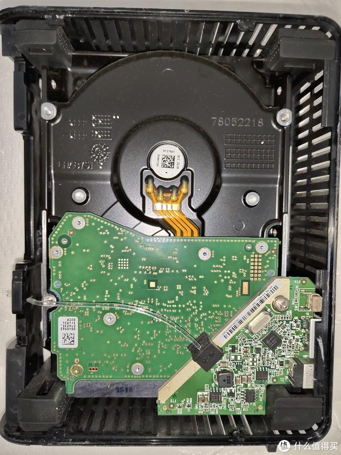 西数Westdate14TB Elements移动硬盘盒更换东芝P300