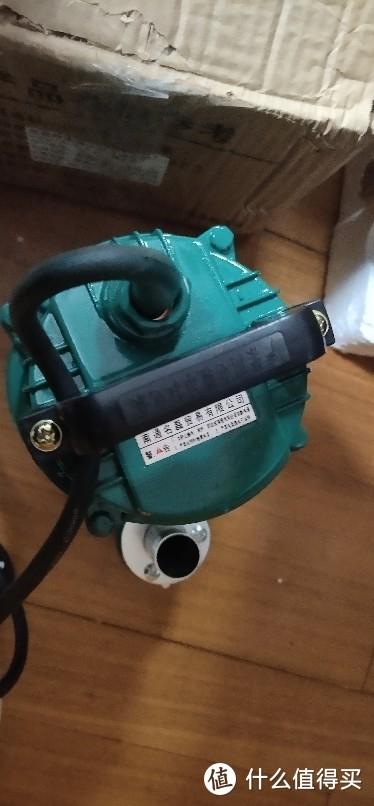 迷你抽水机/潜水泵220V水泵家用抽水小型抽水泵污水泵灌溉抽粪不锈钢