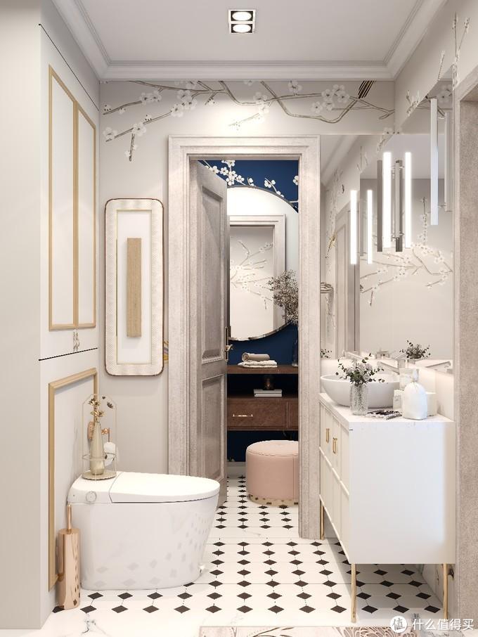 小户型卫生间如何挑到合适的浴室柜?赶紧看看这4点!