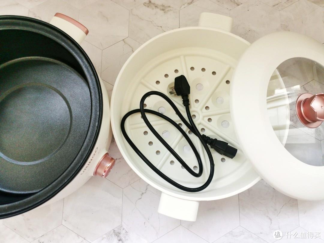 别瞎买了,蒸煮炒煎涮,真正的多功能料理锅,彻底告别厨房小白的称号