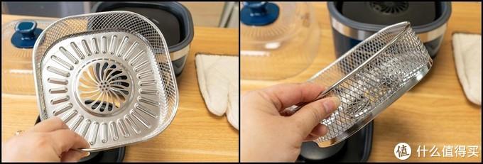 用过了这么多空气炸锅,东菱这款才是真正的多功能