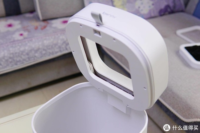 拓牛Air Lite智能垃圾桶体验,垃圾桶有必要智能吗?