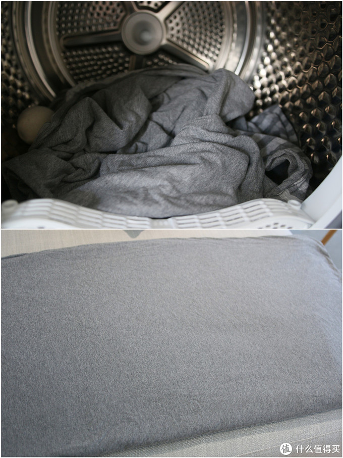 比较大件的床单,想洗就洗!