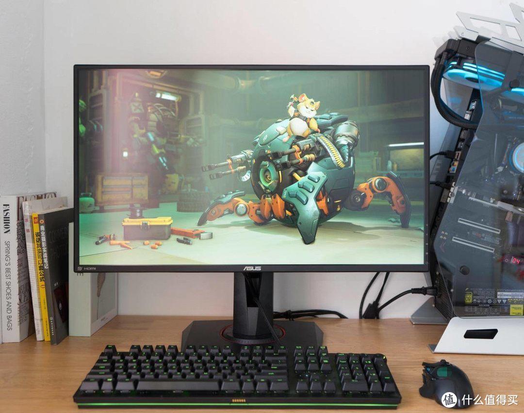 高素质游戏显示器选择那款好?华硕游戏显示器选购攻略分享v1.1
