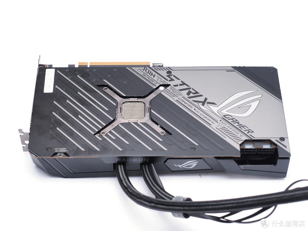 最强RX6800XT?!华硕ROG Strix LC RX6800XT 水冷版首发评测