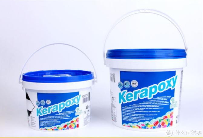 环氧彩砂为桶装,使用前需要手工拌匀