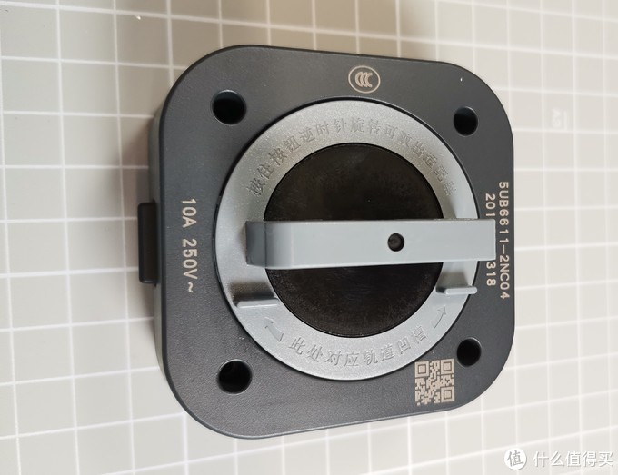 西门子适配器背面上的3C认证