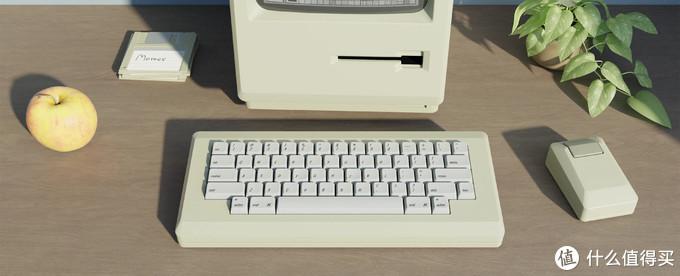 梦回1985,带你来到Jobs的年代—爱菲2048热升华PBT键帽开箱展示