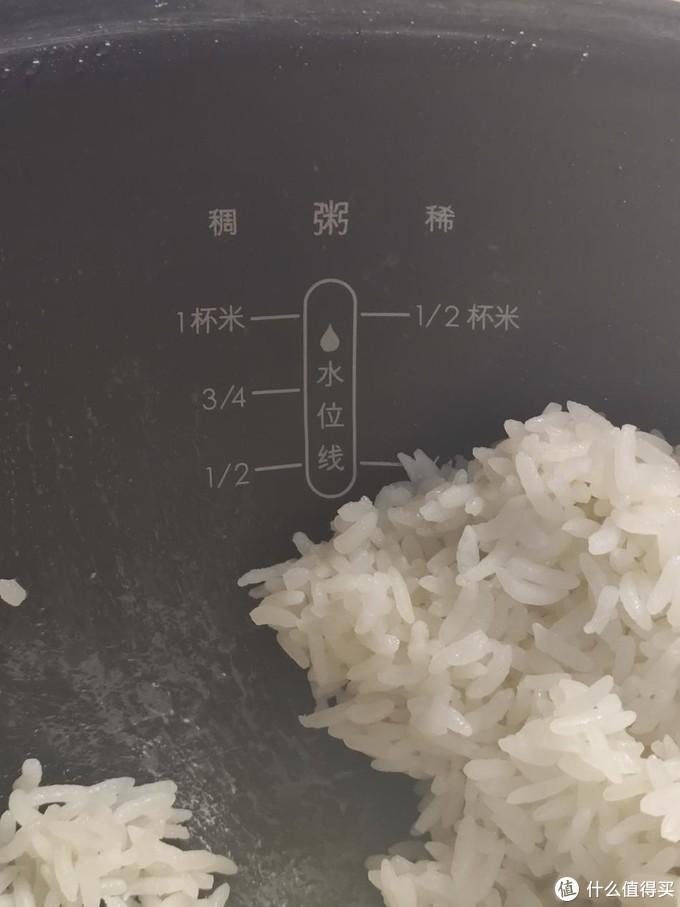 小米IH电饭煲为你做一碗好吃的米饭