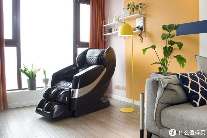 """能做""""泰式SPA""""的万元级按摩椅究竟值不值?——奥佳华按摩椅7608使用体验"""