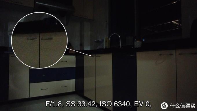 """Pocket2""""视频质量优先""""模式视频截图,噪点较少。"""