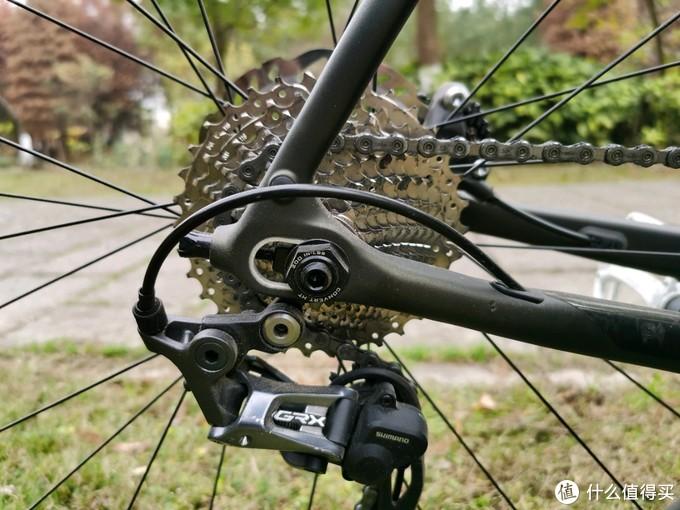 TREK崔克CHECKPOINT SL 5碳纤维砾石Gravel Bike公路自行车晒单