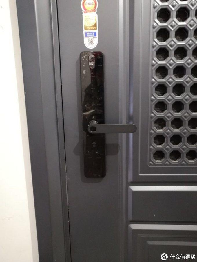 门锁长眼睛,安全你放心——小米智能门锁Pro使用体验