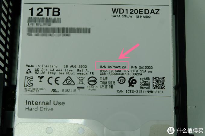 PMR ?SMR?CMR?西数12TB大容量硬盘晒单及拆解分析