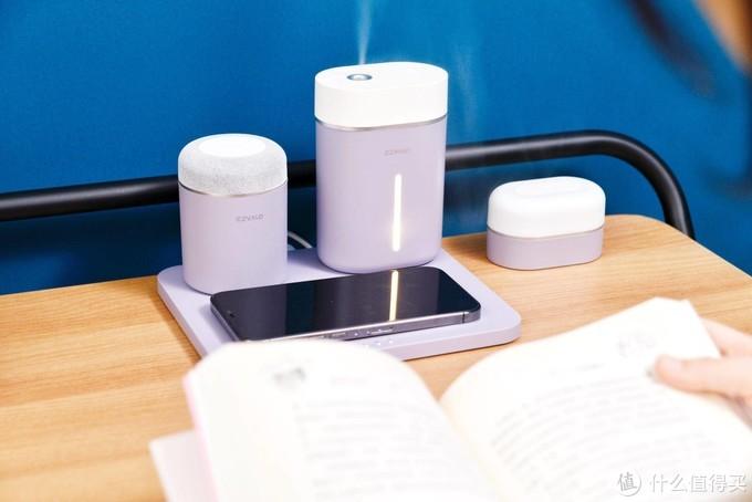 不能放歌的加湿器不是好无线充电器---入手几光无线小电组合