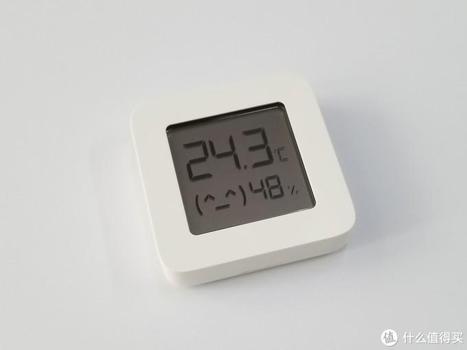 买个小东西——米家蓝牙温湿度计2代