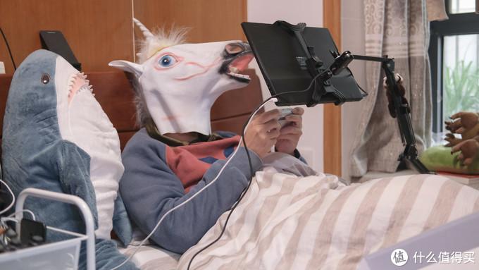 躺在床上也要玩得爽!狗带的Switch配件推荐2.0