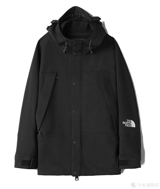 值得买首晒-北面BlackSeries 1990Mountain Light夹克