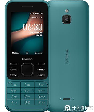 诺基亚6300/8000 4G国行版定于12月15日发布,搭Android Go系统