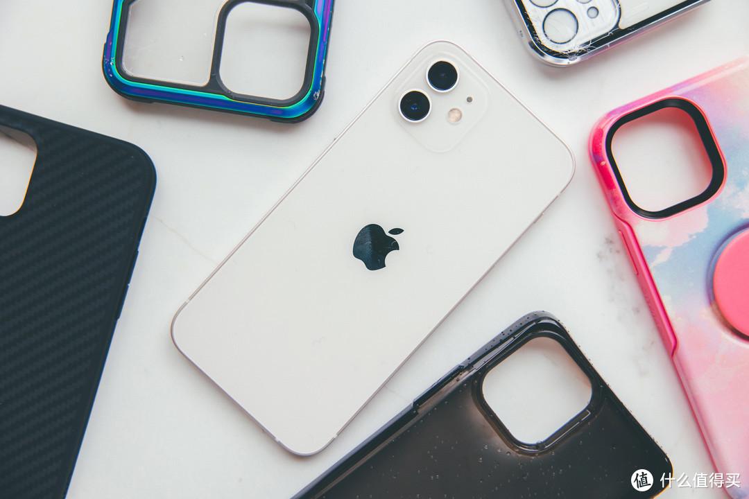 滚楼梯,三米外抛扔,五款iPhone12防摔&兼具防摔壳暴力横评