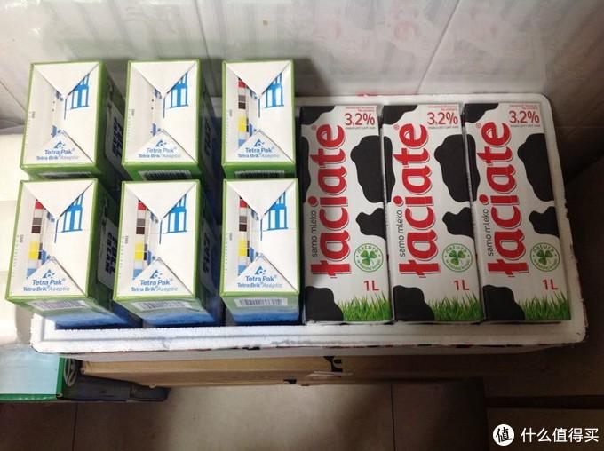 天猫国际,澳洲进口牛奶(奥伯顿)开箱。