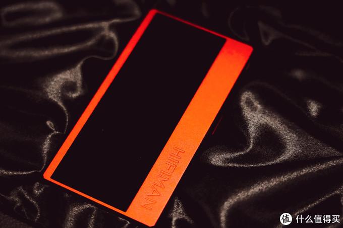 """引领前卫设计的随身""""国砖""""——hifiman hm1000 红色太上皇入手测评"""