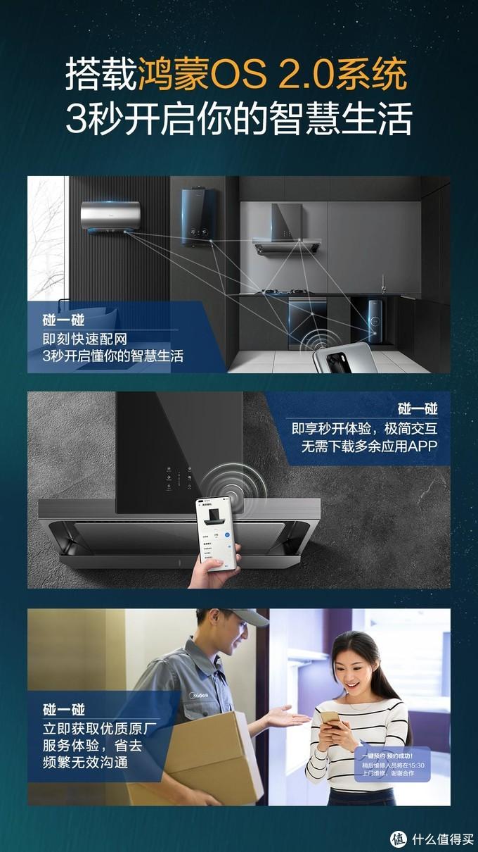 健康、安全、智能一个都不能少——美的鸿蒙GF7电热水器