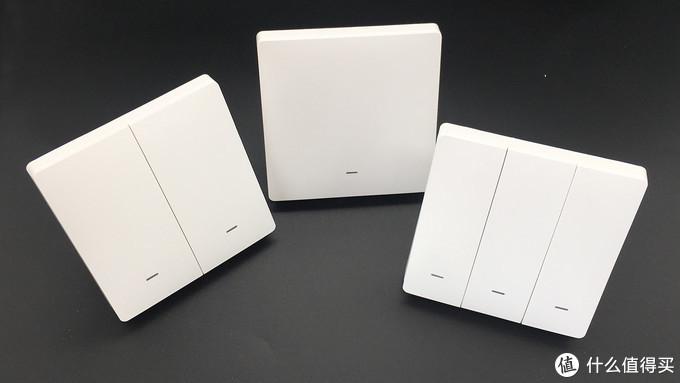 打造智能家居如此简单:小燕HomeKit智能墙壁开关对比