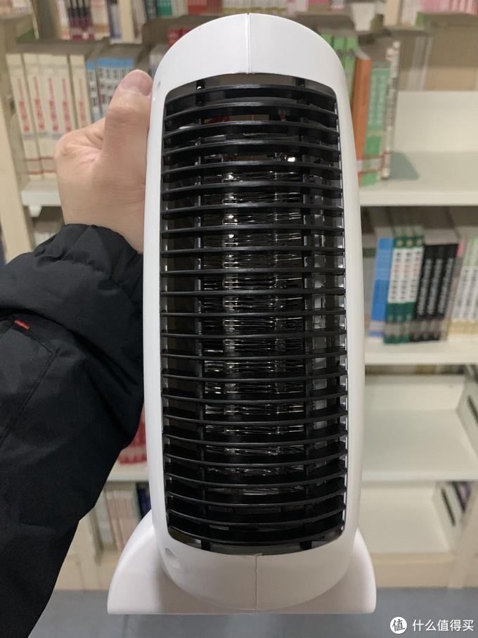图书馆猿の美菱 电暖风机 MDN-RN05T 简单晒