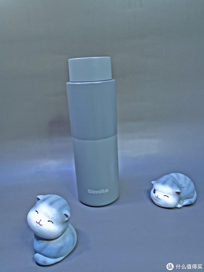 喝水也可以如此智能,体验施密特灵晞智能保温杯