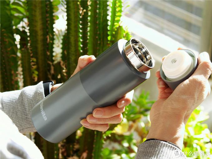 Simita施密特人工智能保温杯让你科学多喝热水