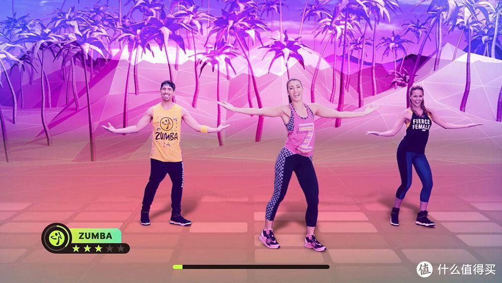 打游戏也能减肥?记那些年在switch体感健身游戏上流过的汗