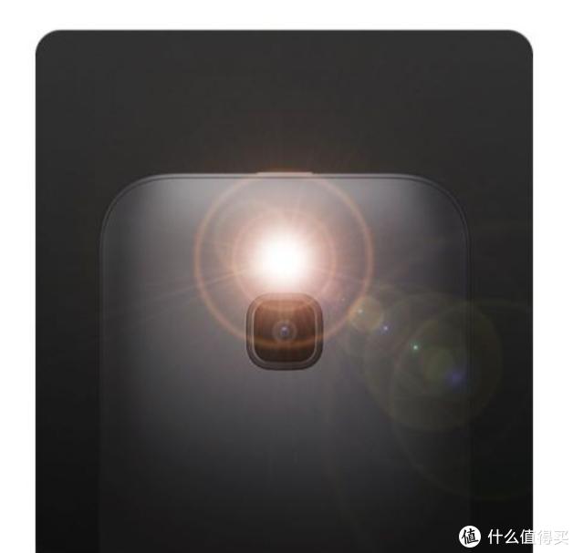 诺基亚8000 4G系列后置200万摄像头