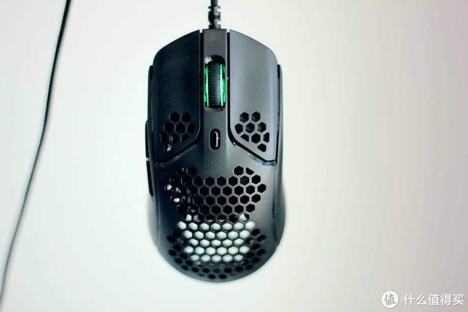 """轻量""""洞洞鼠""""的又一好选择 - HyperX Haste电竞鼠标评测报告"""