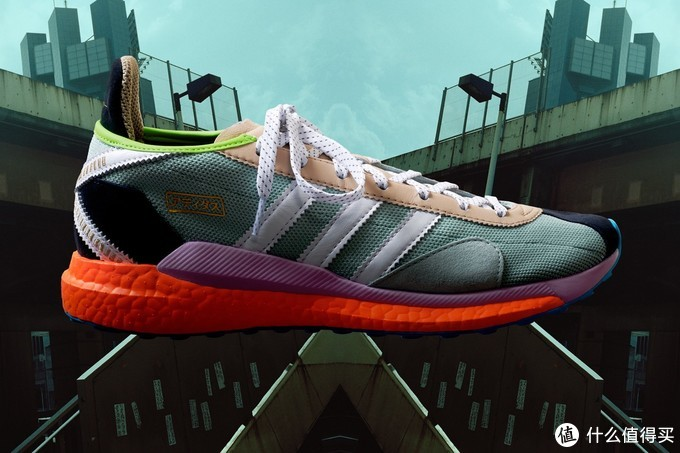 菲董、NIGO新作:adidas Originals 友情主题 HU系列 鞋款