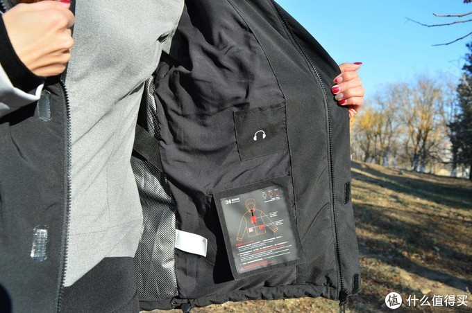 要风度更要温度,冬季户外的新选择——风谜FOOXMET 智能温控发热外套
