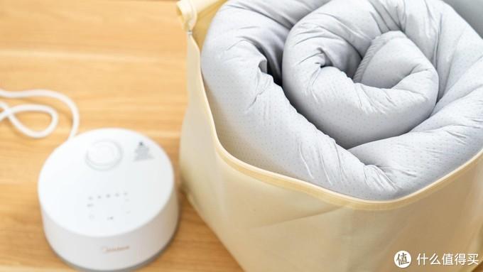 电热毯还是水暖毯?美的水暖毯安全温暖整个冬天