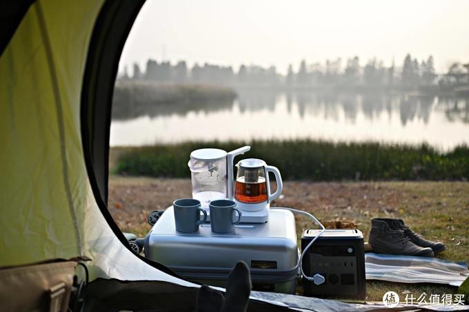 吃火锅喝热茶,自驾户外露营必备小电站