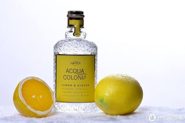4711 柠檬和生姜古龙水